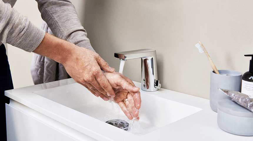 Most of the common issues related to touchless faucets are easy to fix.