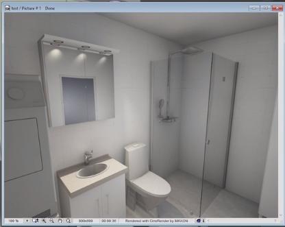 Du kan med BIM-data visualisere det planlagte rommet
