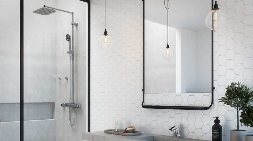 Kylpyhuone on kodissa se huone, jossa käytämme – ja tuhlaamme – eniten vettä.