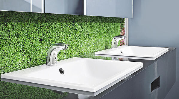 Meil on võimalik päevas kokku hoida kuni 24 liitrit vett, sulgedes segisti hammaste pesemise ajal.