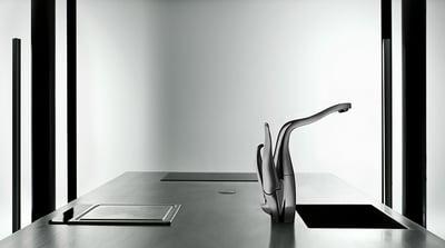 Alessi Swan by Oras er lavet i samarbejde med designhuset Alessi
