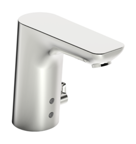 With a touchless faucet you can start saving water and improve the hand hygiene today!