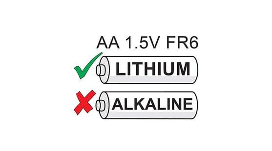 CR 2450 3V Lithium battery