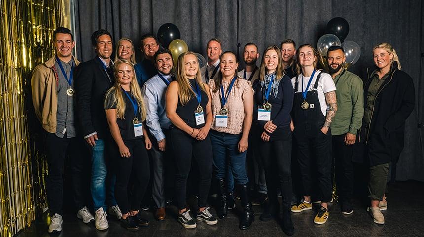 Finalister i Norges Hyggeligste Håndverker 2019