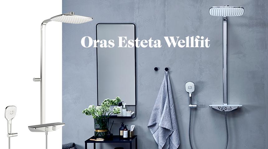 Oras Esteta Wellfit til Norges Hyggeligste Rørlegger