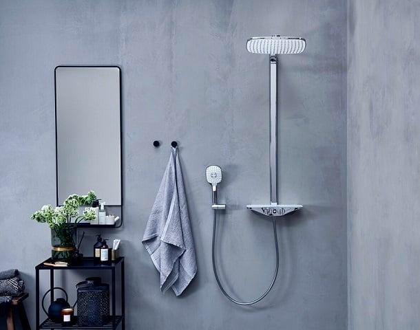 Oras Esteta Wellfit wellness shower system