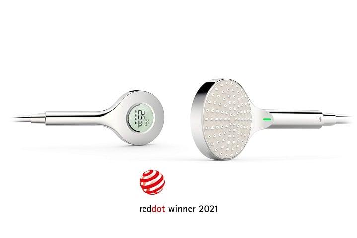 Oras Hydractiva Digital Red Dot Award 2021