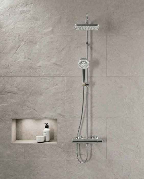 Oras Nova Style shower system