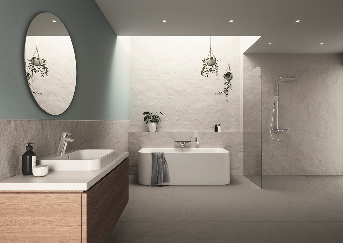 Oras Stela är blandare för alla sorts badrum