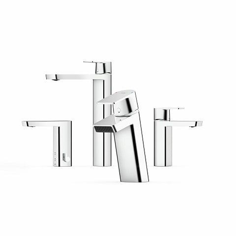 Oras Stela wasbasin faucet range