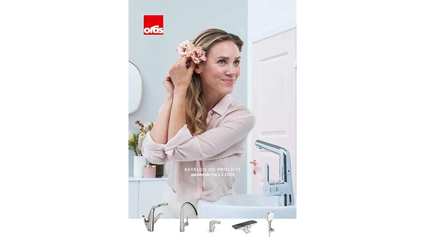 Oras produktoversikt og deler katalogen 2019