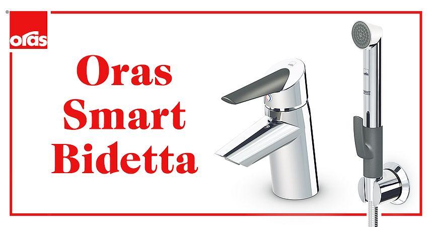 Oraksen innovaatio Bidetta on edullinen ja tehokas tapa hoitaa paitsi henkilökohtaista hygieniaa, myös arjen siisteyttä.