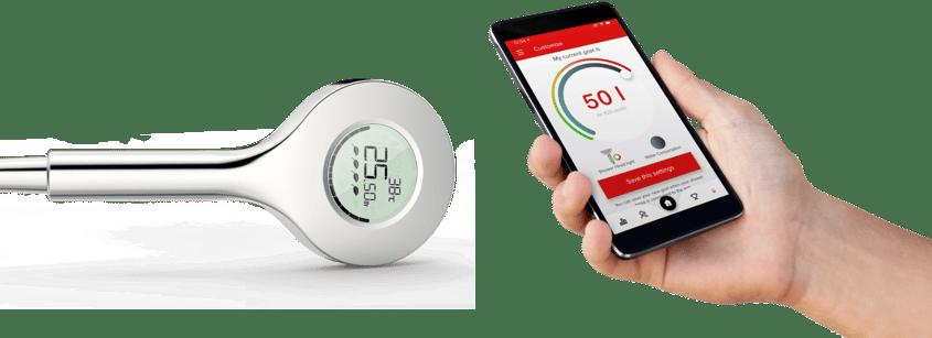 Smart teknologi: Ved at give data om forbrug i realtid gør den nye Oras Hydractiva Digital det muligt at blive bevidst om ens forbrug af ressourcer og få et mere bæredygtigt forbrug.