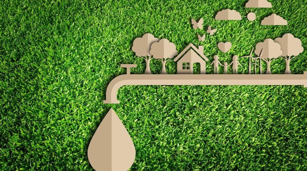 Under halvparten av nordmenn mener at vannsparing er et viktig miljøtiltak.