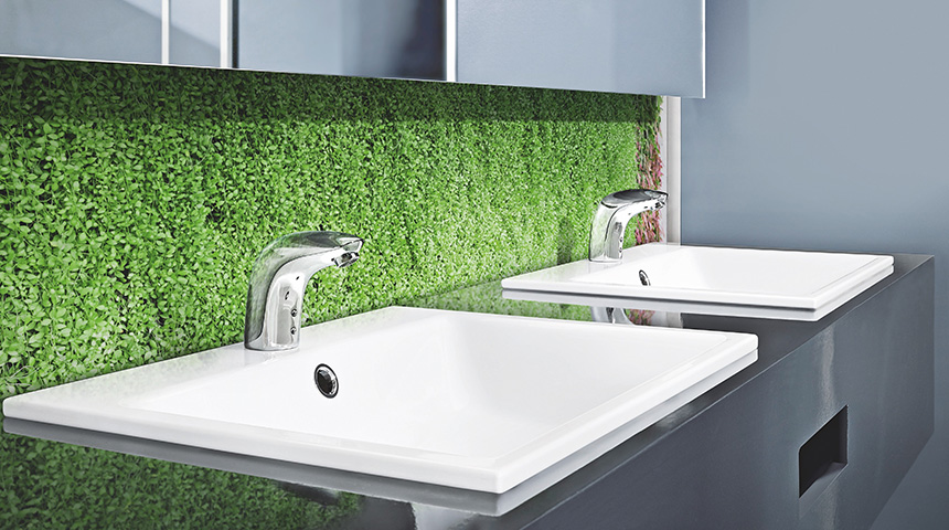 New year, new rules: 6 tips for a greener bathroom