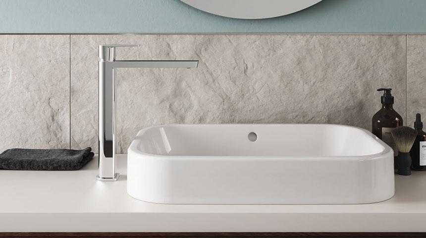 Att välja badrums- och köksblandare till bostadsprojekt