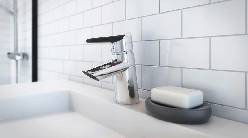 Sådan finder du den rigtige vandhane til din vask