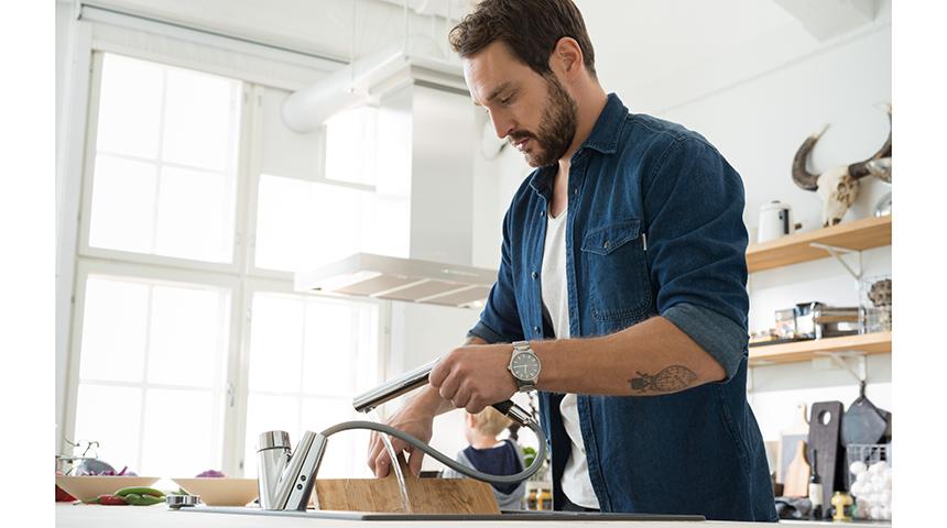 God hygiejne i køkkenet er vigtigt.
