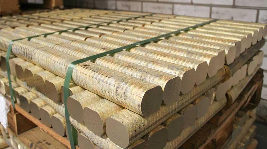 Från mässingsstänger till färdig produkt: så tillverkas Oras blandare
