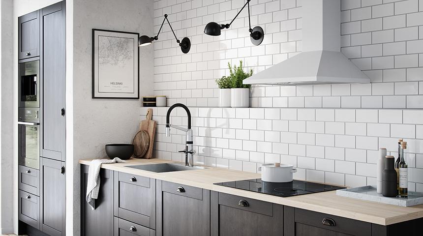 Älykäs ja ympäristöystävällinen keittiö luo lisäarvoa kodillesi