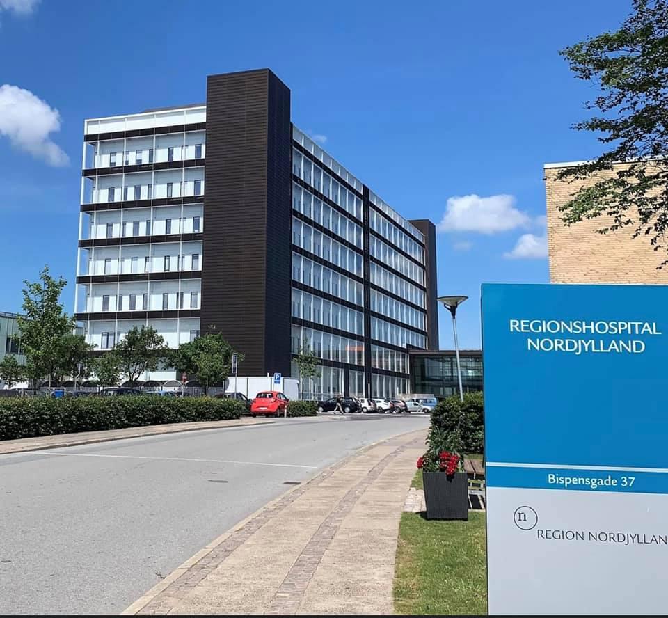 SMART vandhaner letter vedligeholdelsen på dansk hospital