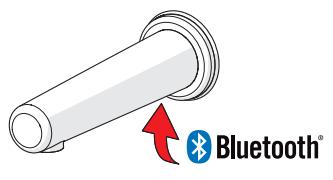 Oras Electra -kosketusvapaa pesuallashana nyt saatavilla Bluetooth® -yhteydellä varustettuna
