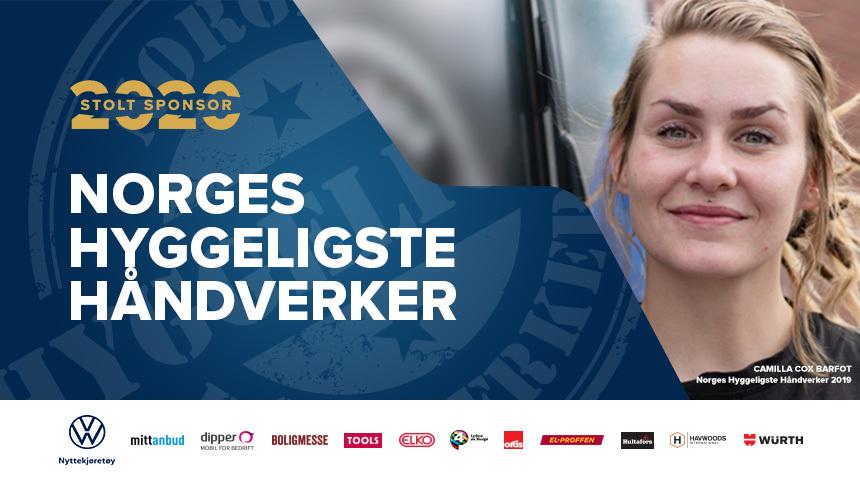 Oras Armatur er stolt sponsor av Norges Hyggeligste Rørlegger