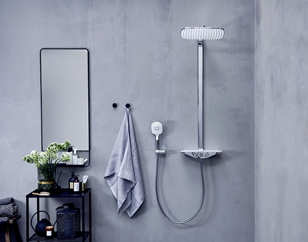Oras Esteta Wellfit – Refined aesthetics and wellbeing for the bathroom