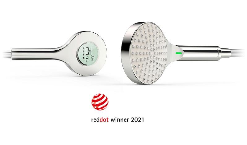Red Dot Award 2021 winners: Oras Hydractiva Digital and Oras Stela