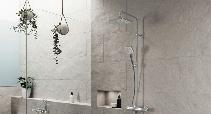 Oras Nova Style - The perfect shower for all homes, for all budgets