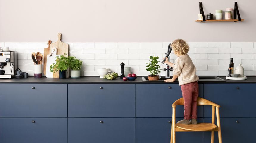 De 5 must-haves til en perfekt arbejdsstation i køkkenet